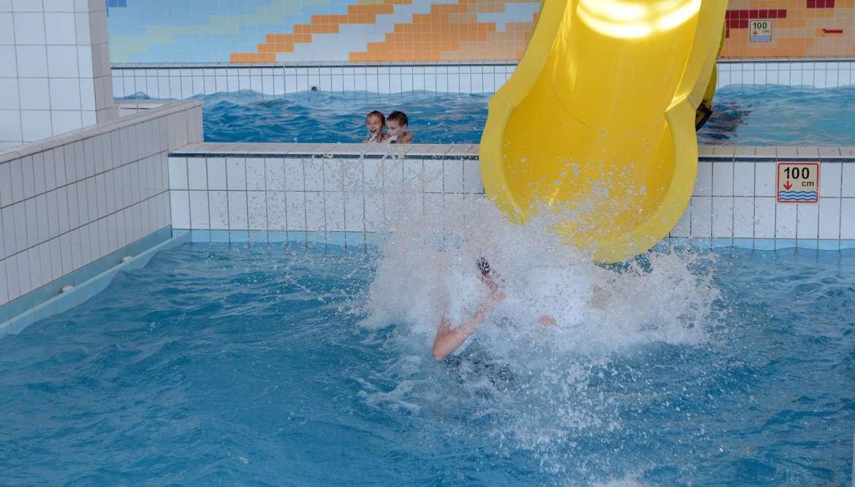 Atrakcje dla dzieci w Aquaparku Zakopane