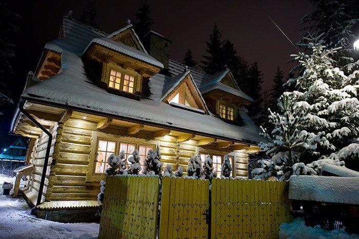 Domki przyjazne dzieciom – Tatra House