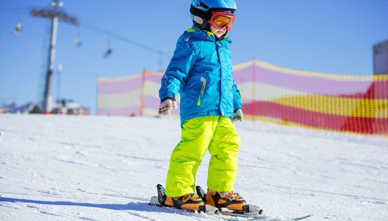 Zakopane stoki narciarskie przyjazne dzieciom
