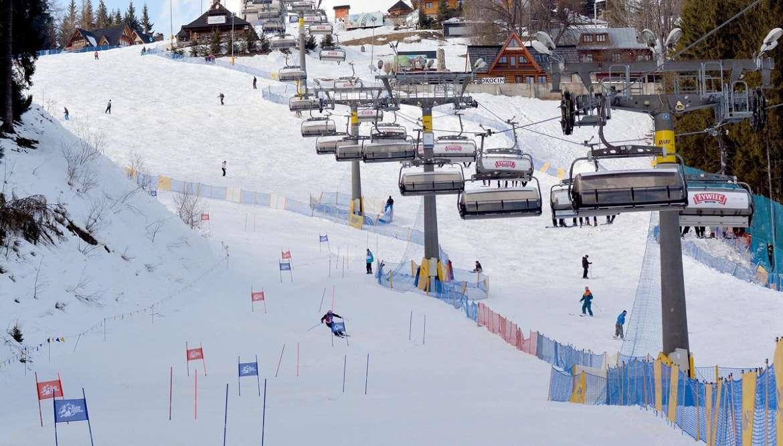 Jakie stoki narciarskie w Zakopanem wybrać dla dzieci?