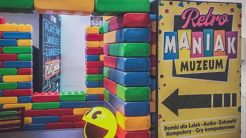 RetroManiak – Muzeum Zabawek i Gier Komputerowych